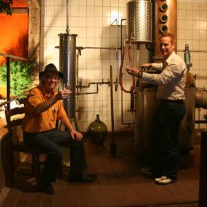 Brenner Erwin und Patrick