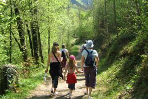 Eifel Familie Wandern