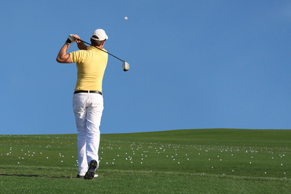 Golfclub Eifel Abschlag