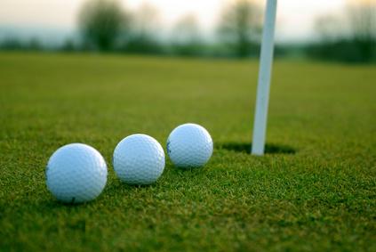 Eifel Golf Bälle