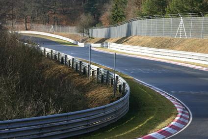 Nürburgring Kurve