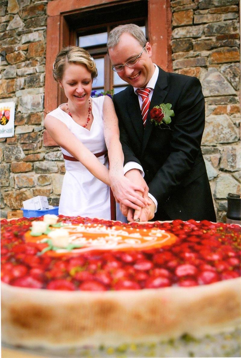 Die Hochzeit von Christina & Aaron